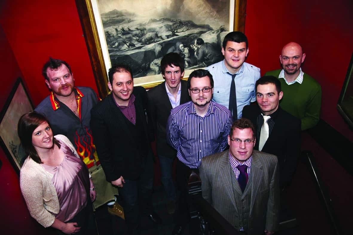 2010 Malt Mastermind finalists