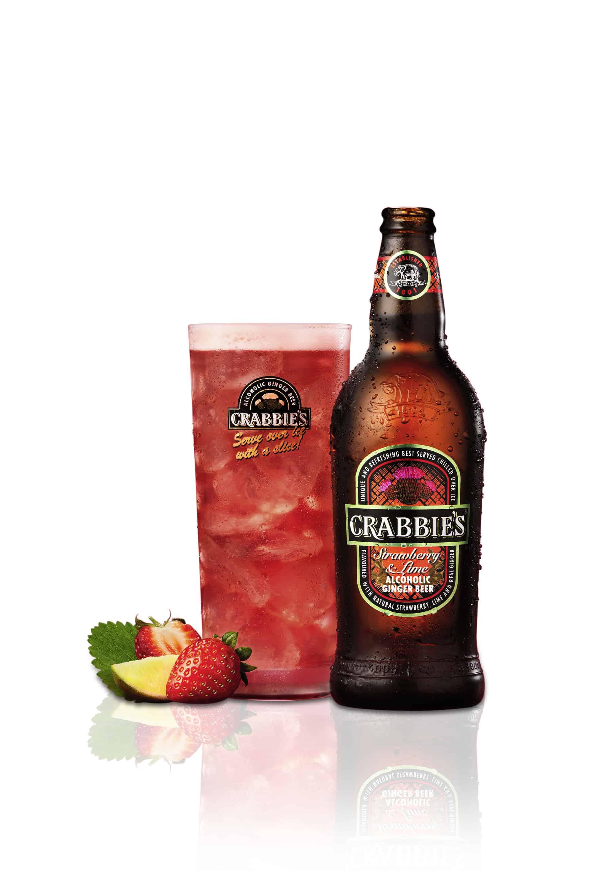 Crabbies Strawberry pr shot