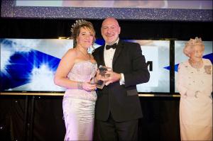 Dram Dog Friendly Pub of The Year. Winner: Blue Goose, Edinburgh