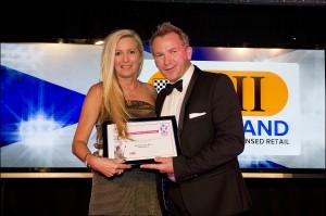 BII Scotland Customer Service Award. Highly Commended: Rhoderick Dhu, Glasgow