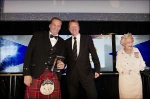 Forth Wines Passion for Wine Award. Winner: Nic Wood, Signature Pub Group