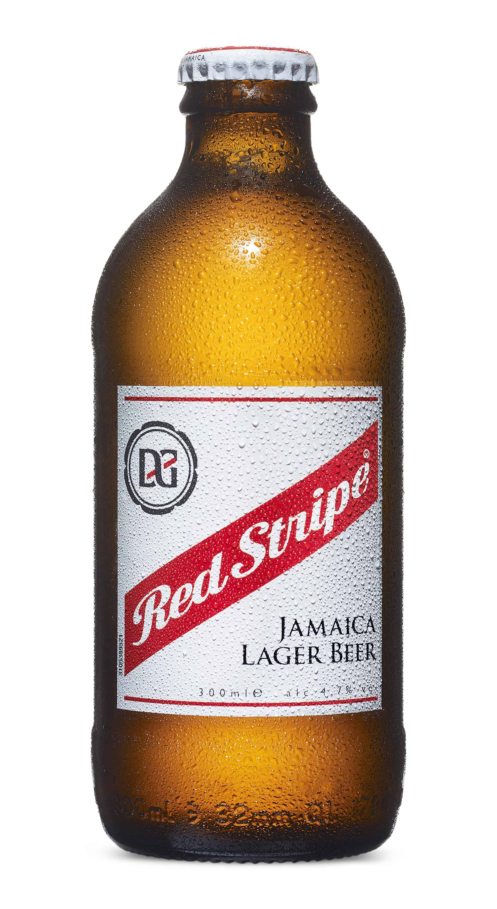 Red Stripe Stubby co2