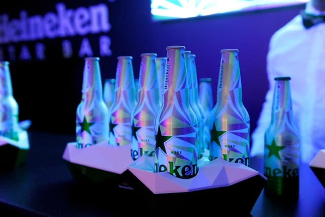 HEINEKEN Club botle launch Dec 2013