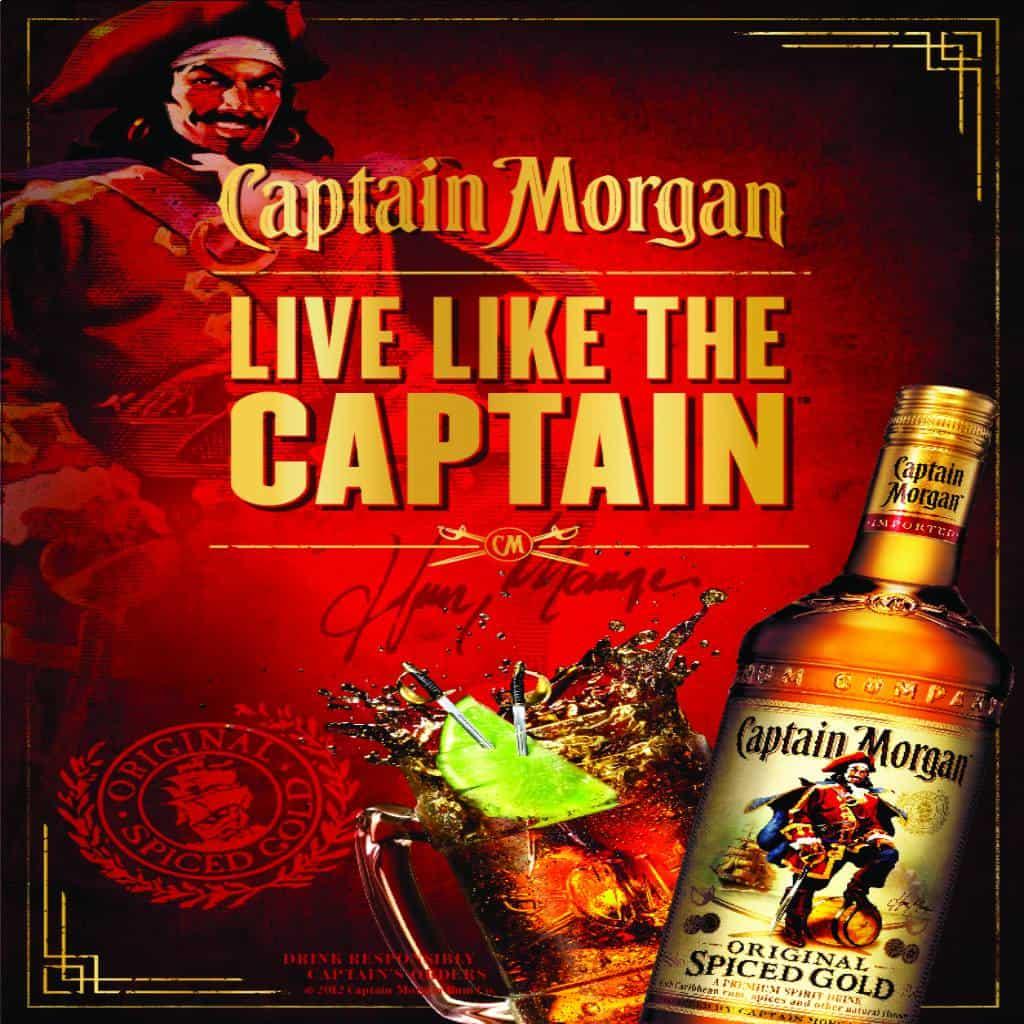 Live like the Captain 1