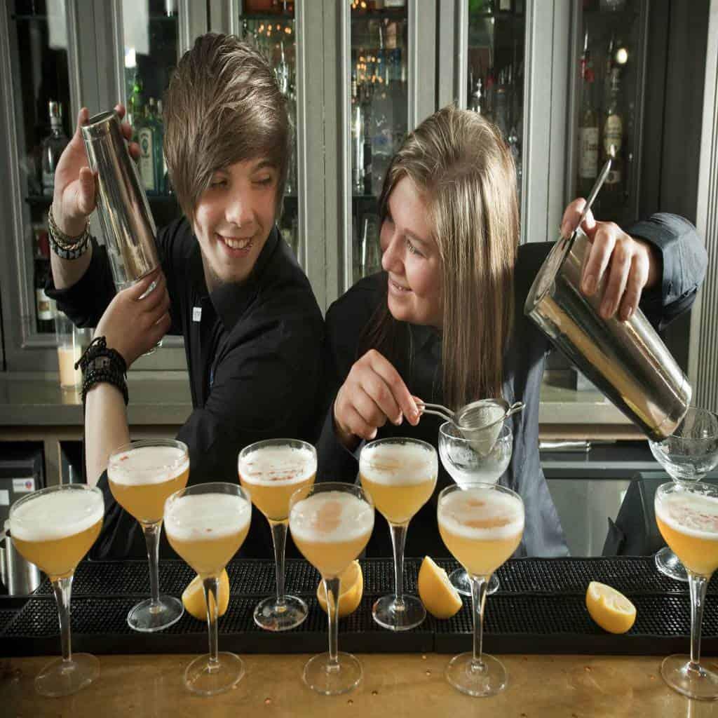 Diageo Bartender 3