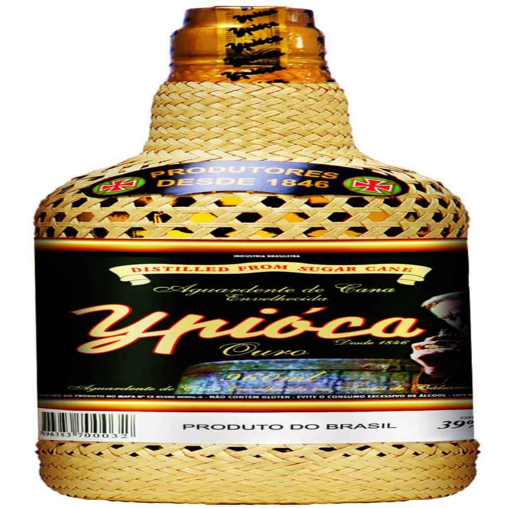 Straw Ypioca Gold Original