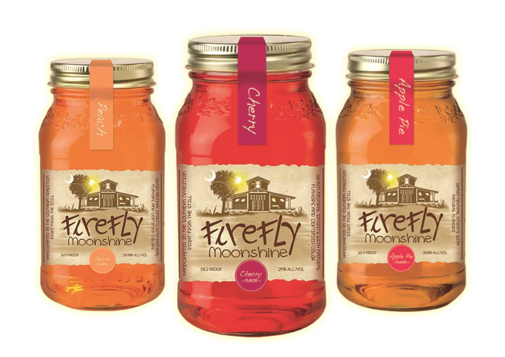 Firefly Moonshine distributed by Hi Spirits