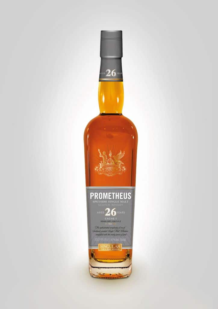 Promethus Visuals Bottle