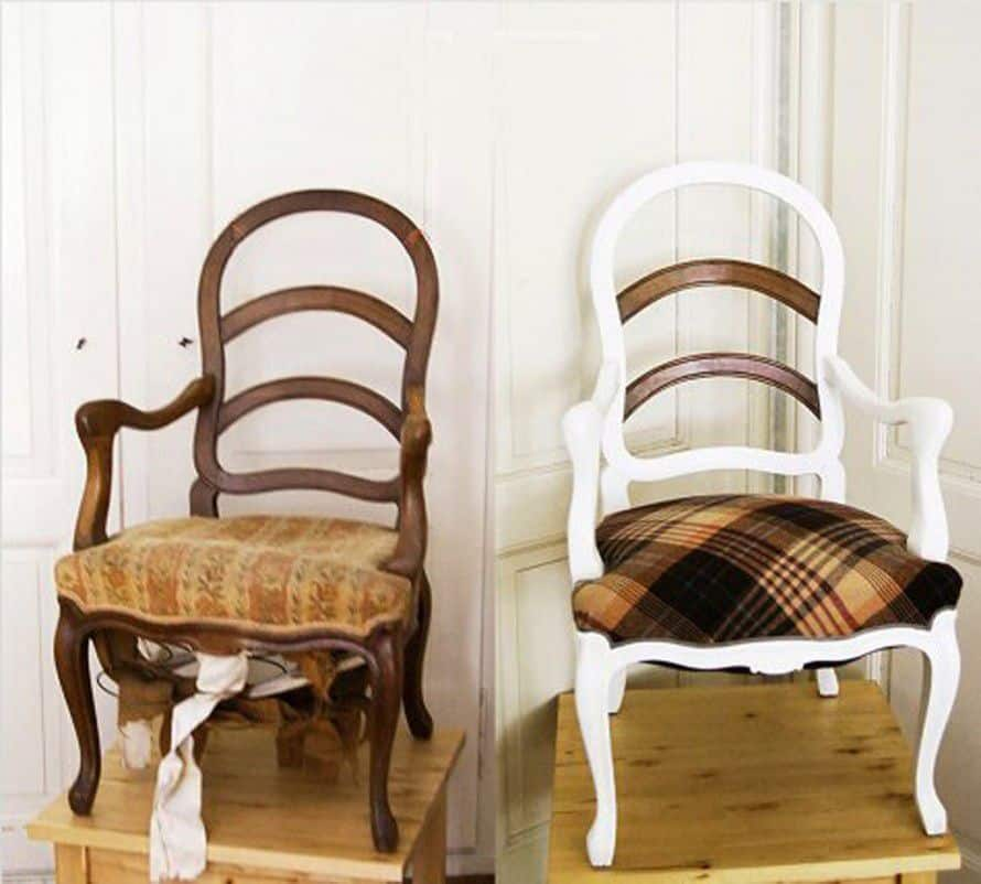 reupholster a chair joellebefore 890x802