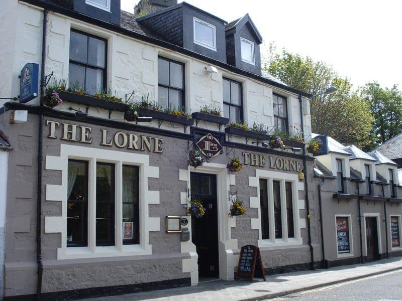 the lorne oban