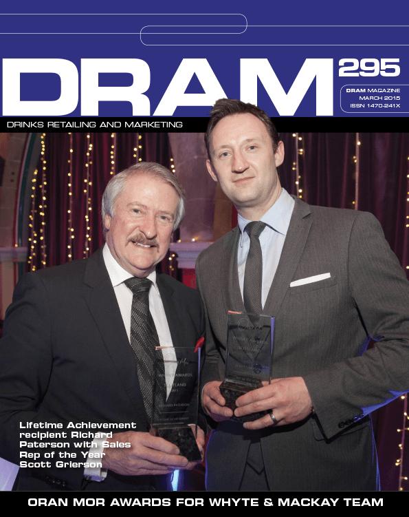 Mar 2015 Issue 295 Dram Scotland