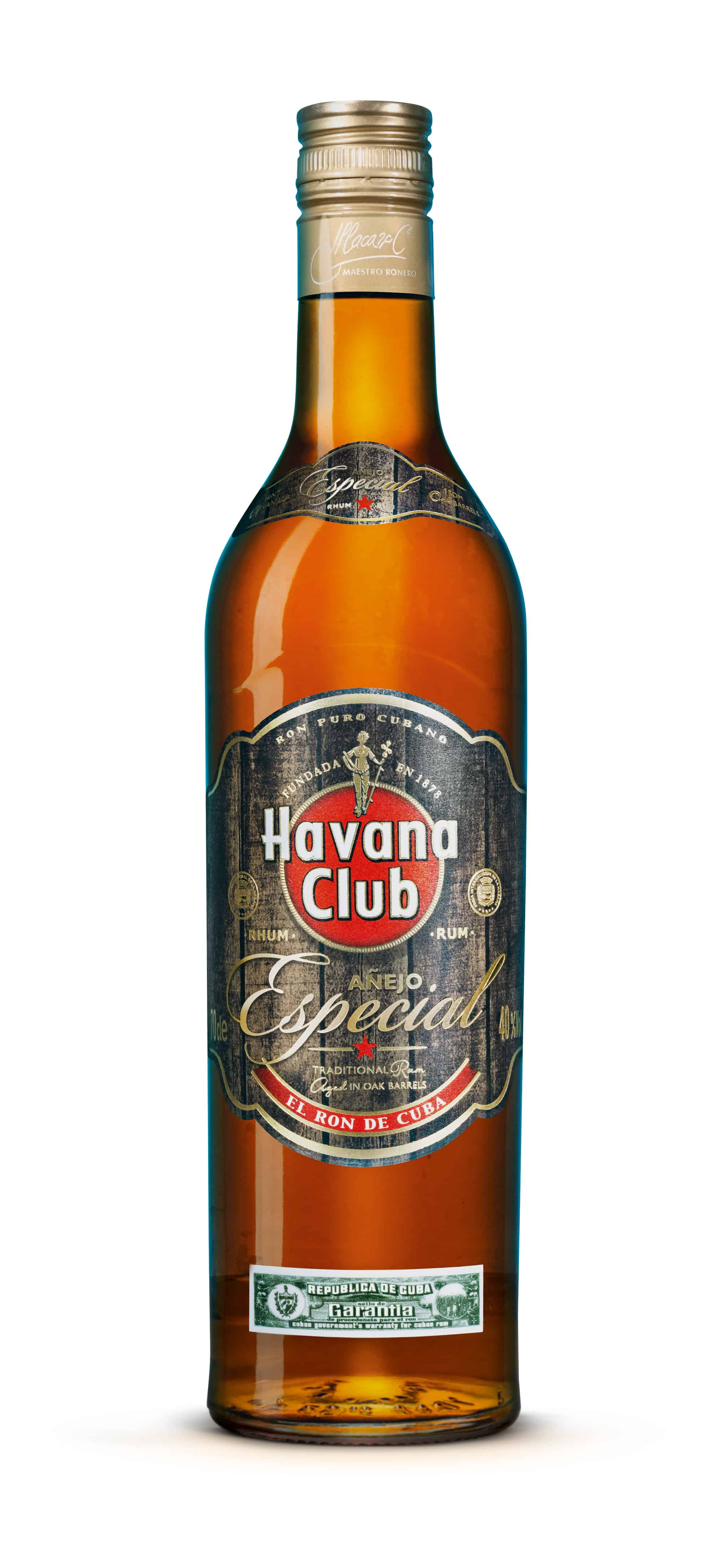 Havana Especial New Bottle