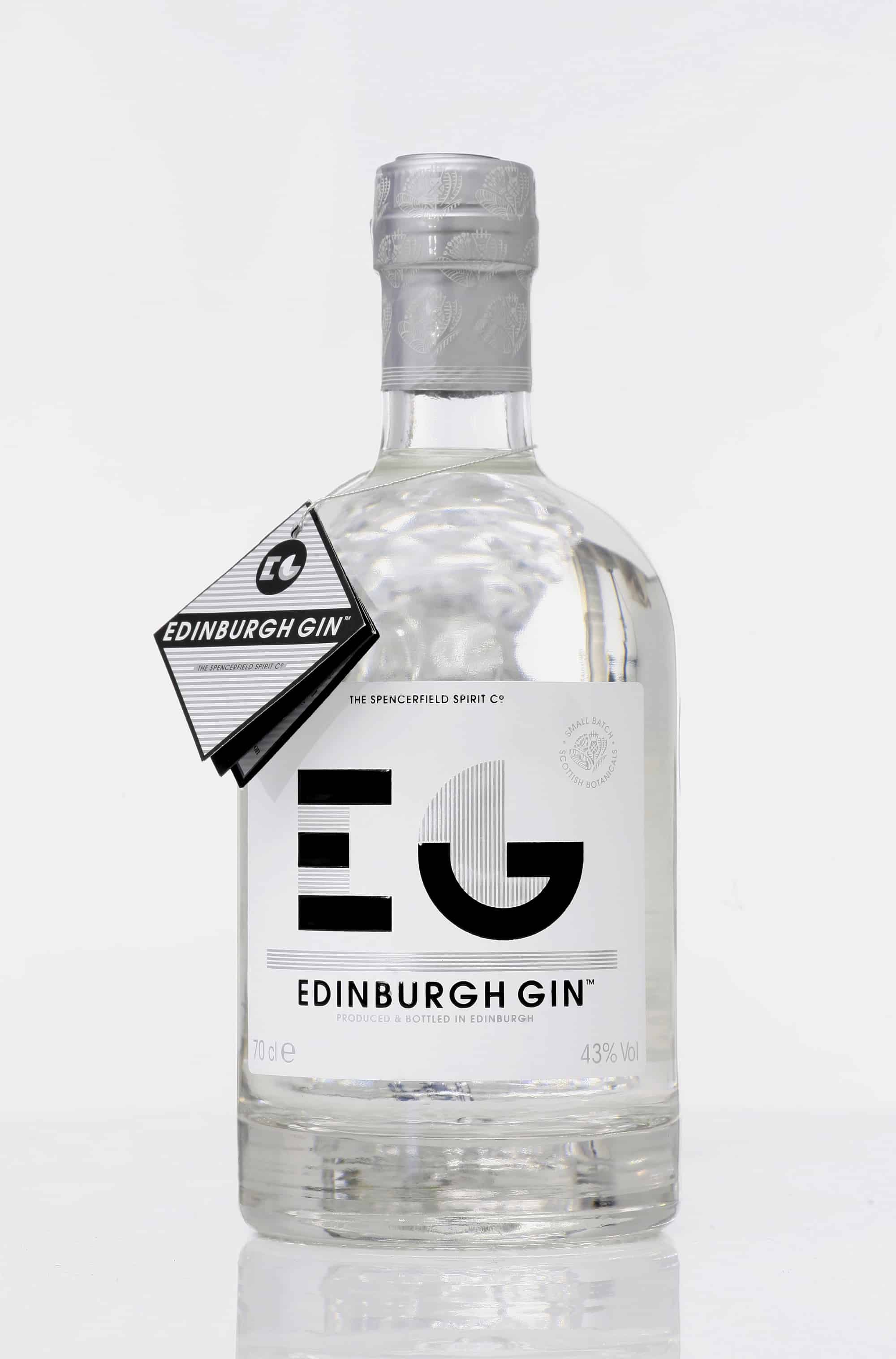 Edinburgh Gin bottle