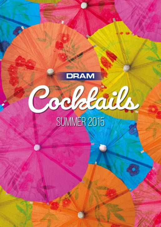 DRAM Summer Cocktails 2015