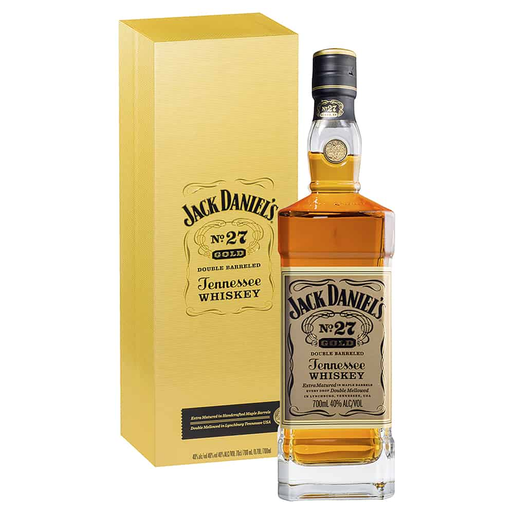 new jack daniel s no 27 gold tennessee whiskey dram scotland. Black Bedroom Furniture Sets. Home Design Ideas