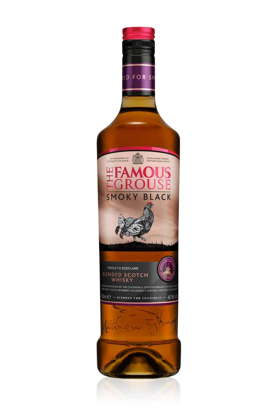 Famous Grouse Smoky med