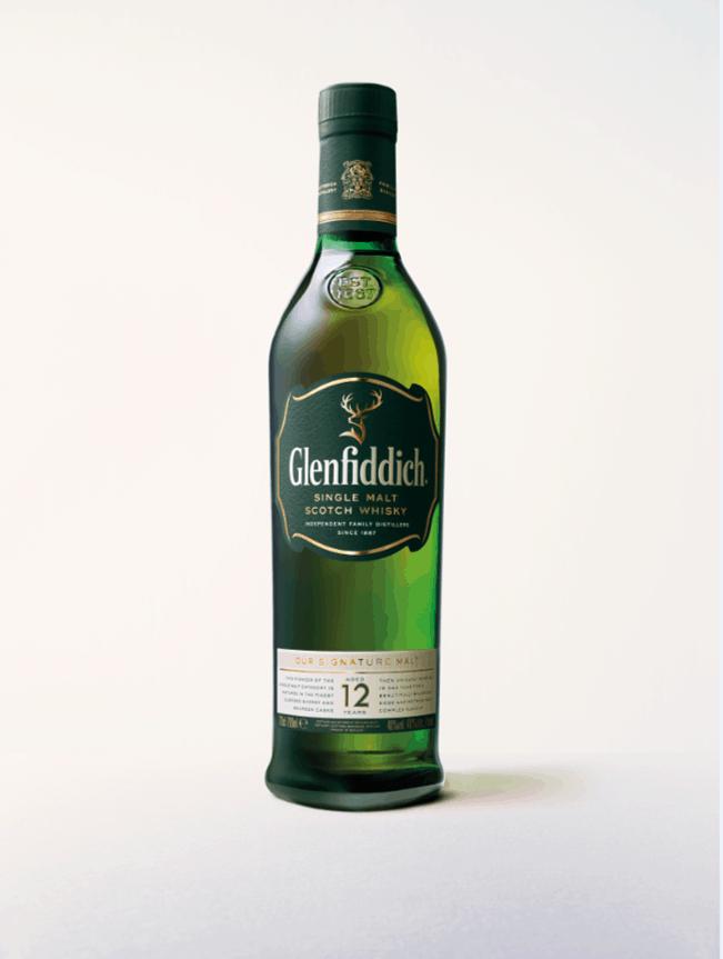 NEW GF 12 bottle