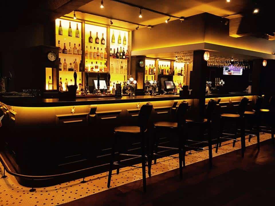 No Bar And Restaurant Aberdeen