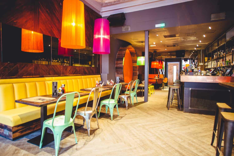 Mamasan Restaurant Glasgow