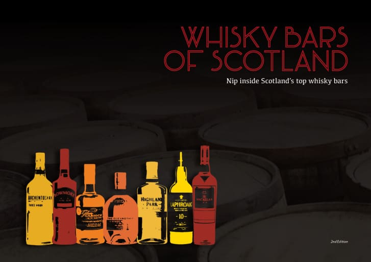 Whisky Bars of Scotland 2015