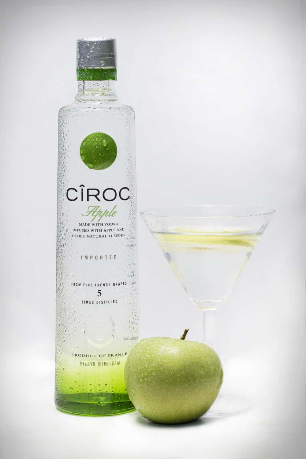 CIROC Apple Martini opt