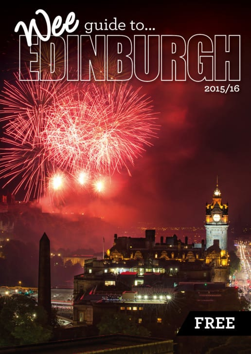 Wee Guide to Edinburgh 2015/16