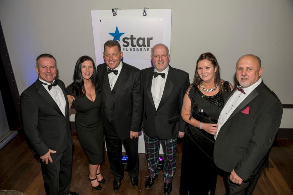 star awards Scottish Winners