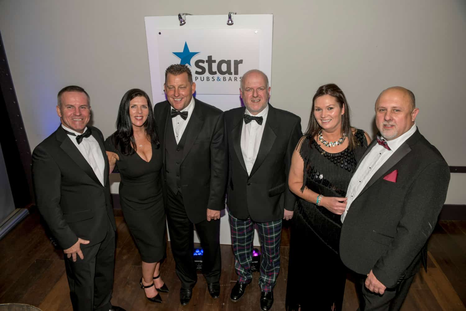 star awards Scottish Winners