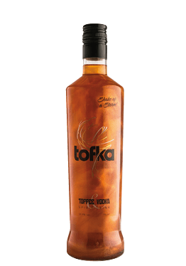 tofka toffee vodka