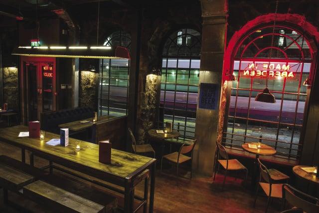 BrewDog new pub in Aberdeen
