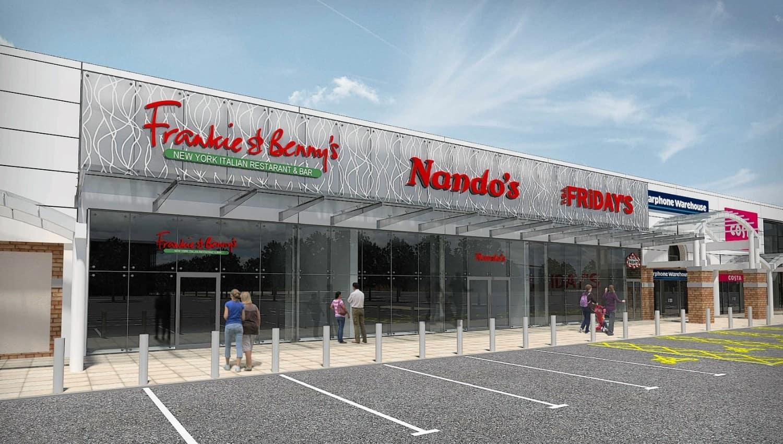 Inverness Retail Park