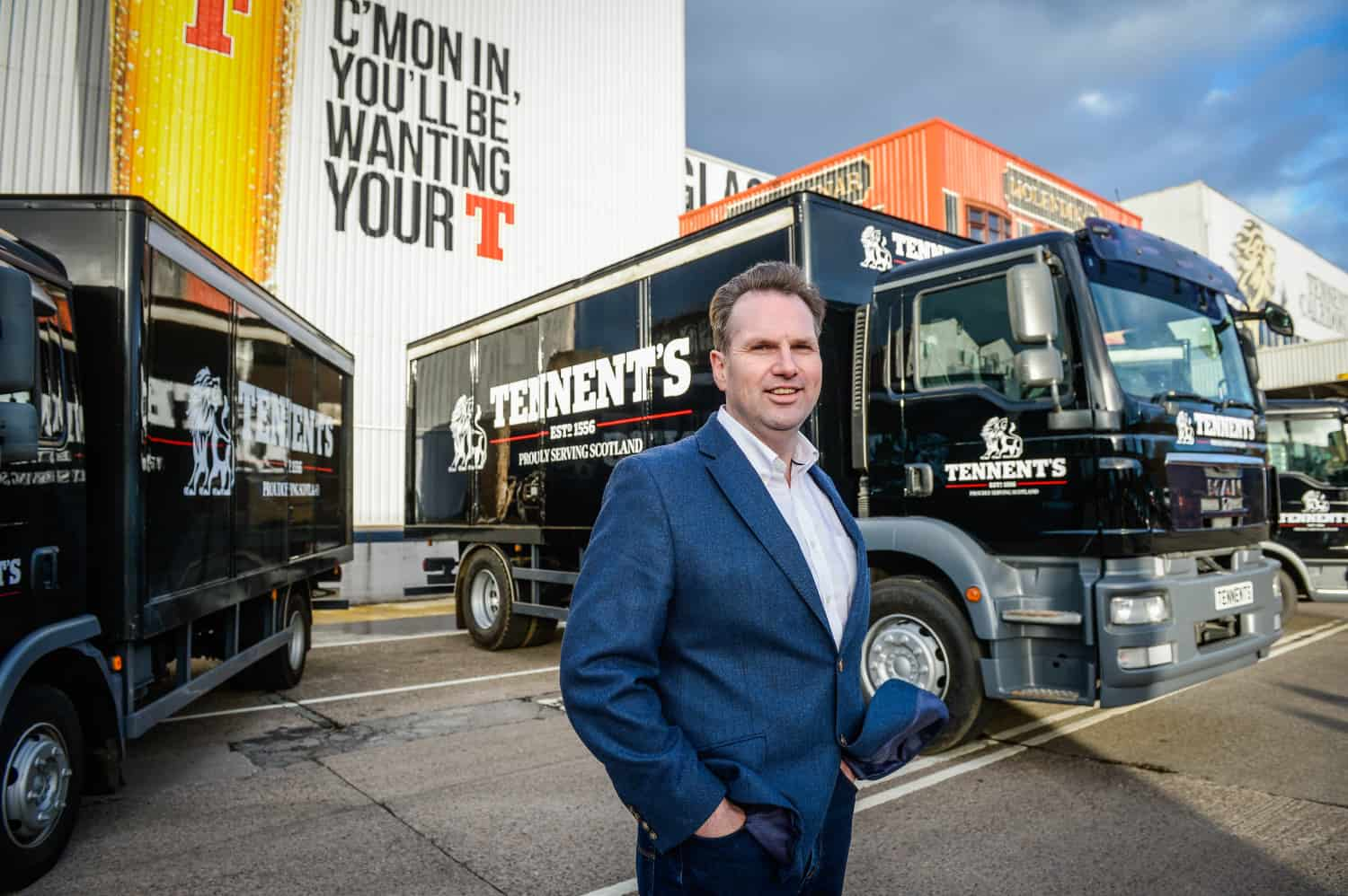 TENNENTS TRUCKS NP 19