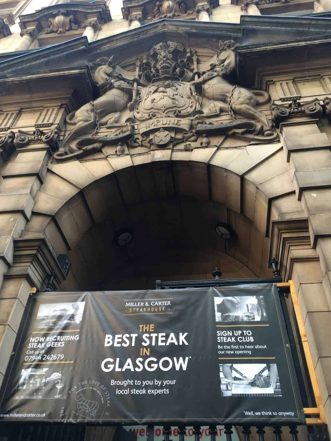 Restaurants St Vincent Street Glasgow