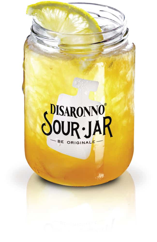 1 Disaronno Sour opt