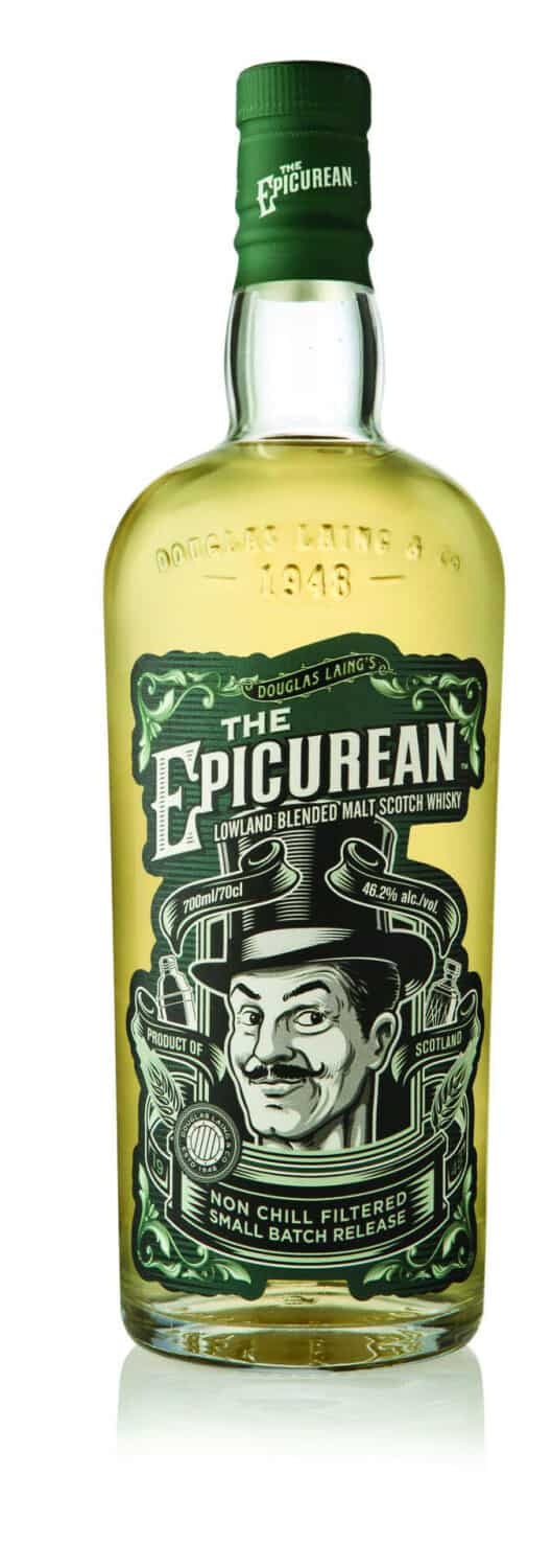 Announcing the Launch of Douglas Laings The Epicurean Lowland Malt Scotch Whisky