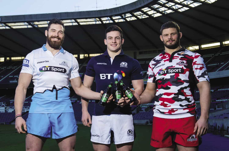 Crabbies sponsors Scot opt