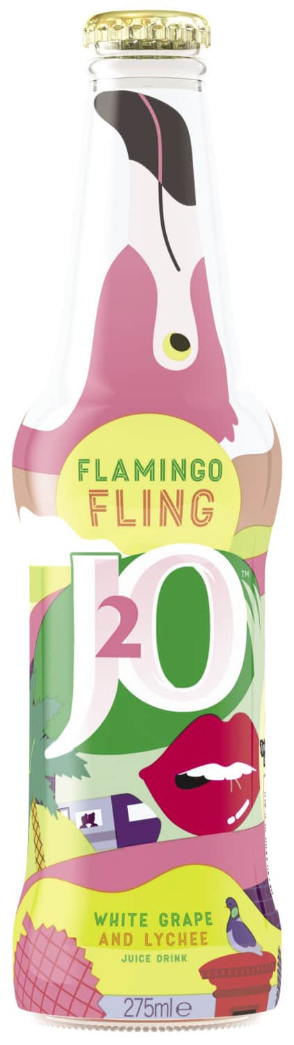 J2O Flamingo Fling opt