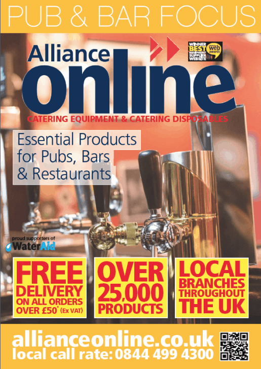 Alliance Online – Pub and Bar Focus