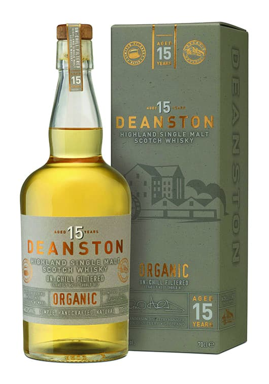 deanston 15 organic 530