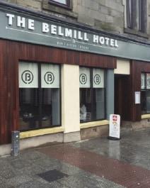 The Belmill Hotel re-opens