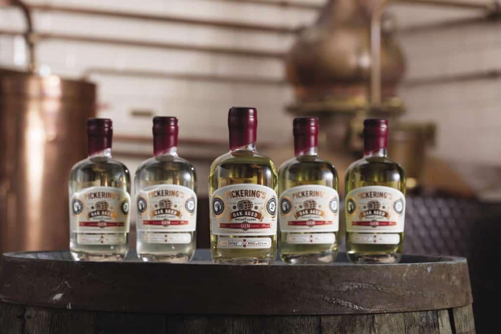 pickering gin oak
