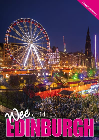 Wee guide to Edinburgh