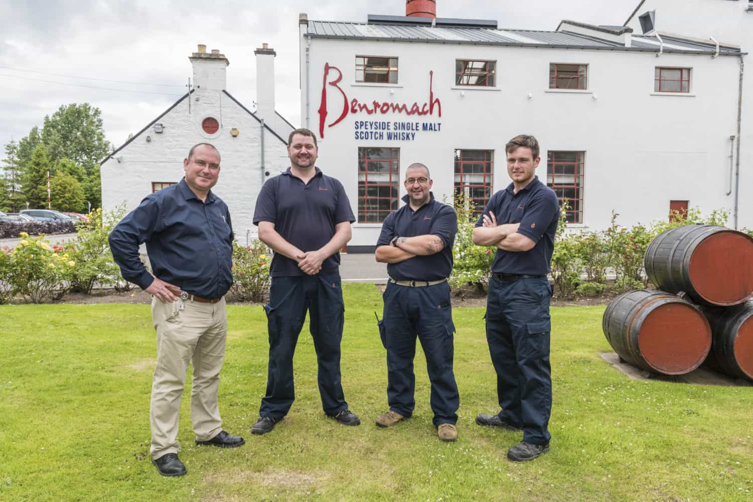 Benromach Fourth Distiller