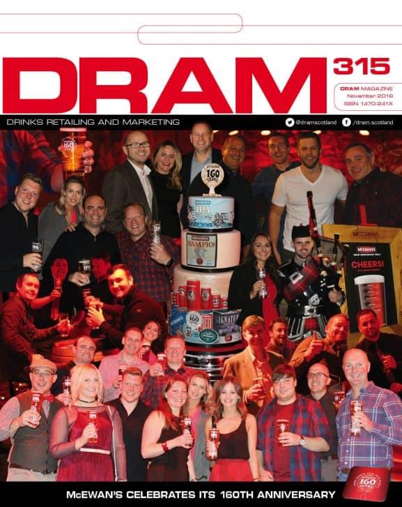DRAM November 2016 – 315