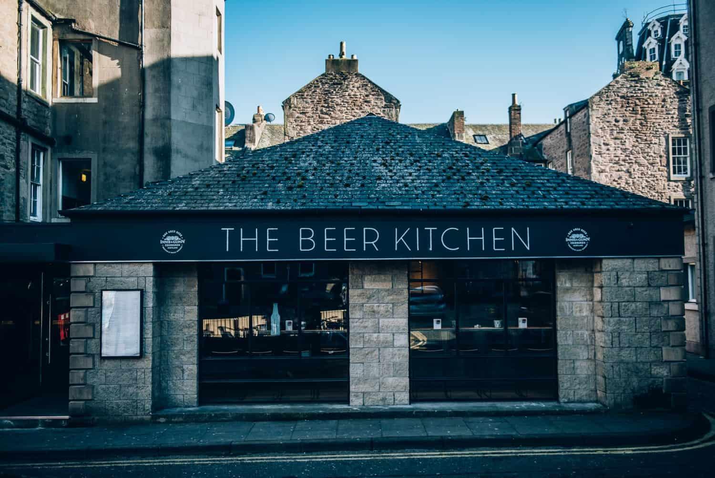 Innis and gunn beer kitchen