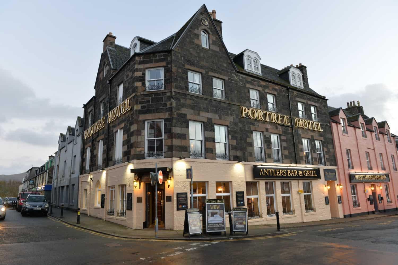 The Royal Hotel Isle Of Skye
