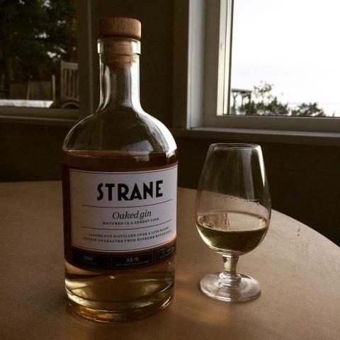 Strane Oaked Gin