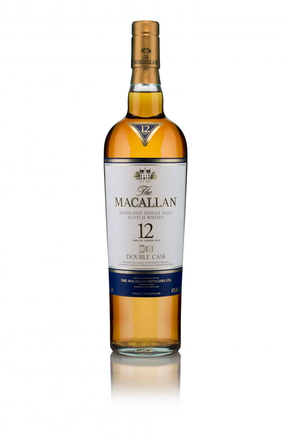 The Macallan 12YO Double Cask