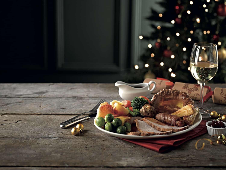 Christmas Dinner image Greene King PP