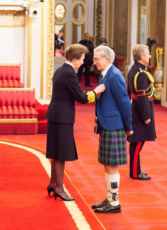 GG Dennis Malcolm OBE